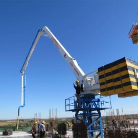 混凝土布料机28米 九合重工 品质卓越 售后无忧