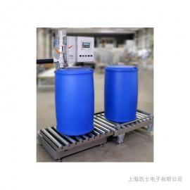 吨桶称重灌装机1000kg自动灌装机