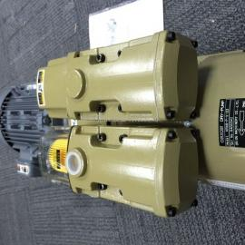 ORION/好利旺旋片真空泵 CBX40-P-VB-03 印刷气泵