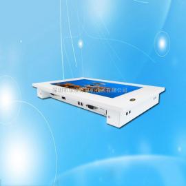 10寸静音安卓工业电脑/10寸无线缆防震安卓嵌入式计算机
