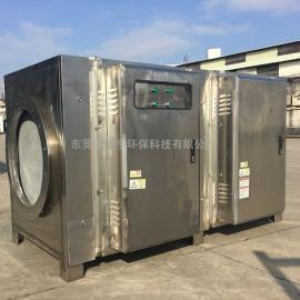广东江苏天津浙江10K不锈钢UV光催化工厂恶气体净化装置