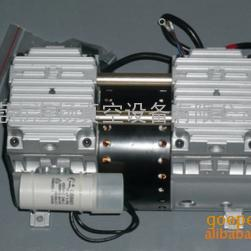 微型无油活塞式真空泵450W 厂家直销 流量7.2m3/H