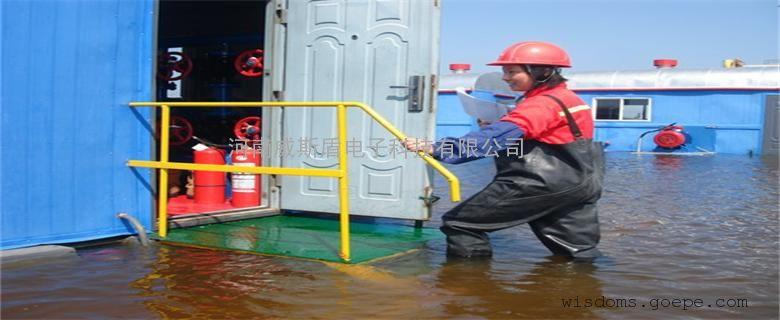 石油管线巡检管理系统