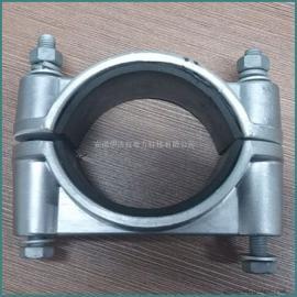 供应高压电缆固定夹具JGW-2