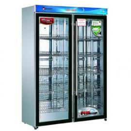 康庭YTD1200A-KT1绿钻消毒柜 双玻璃门消毒柜