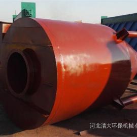 多管式旋风除尘器木屑厂用离心式旋风除尘器