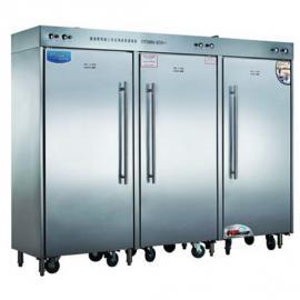 康庭三门消毒柜RTP1800A-KT10 高温热风消毒柜