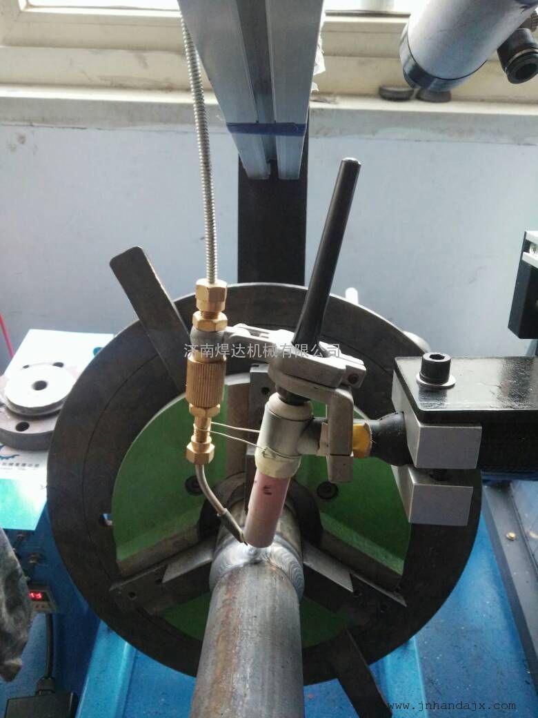 温州自动焊接变位机厂家专供 管法兰环缝焊接变位机