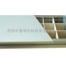 湖南中空玻镁板 食品车间中空玻镁彩钢板 中空玻镁夹芯板
