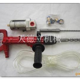 QCZ-1气动冲击钻 水下可用气动冲击钻