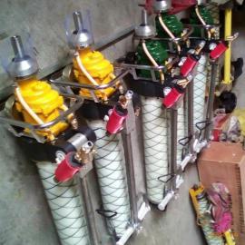 MQT-130气动锚杆钻机带气腿 有煤安气动锚杆钻机
