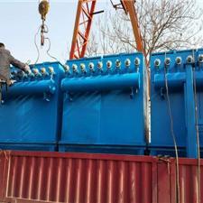 烘干机纤维袋式除尘器河北省厂家直销