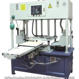 覆膜砂射芯机、垂直分型双工位射芯机、技术先进、免费技术指导