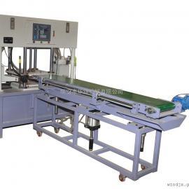 浙江覆膜砂射芯机生产厂家-水平分型射芯机-双工位射芯机