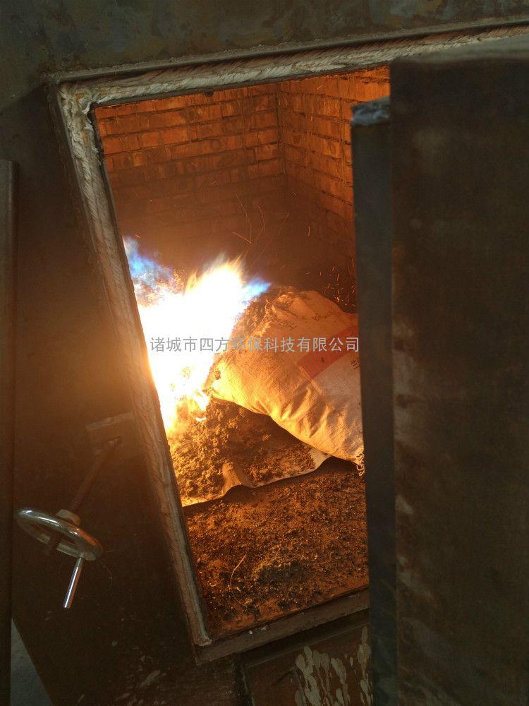 工业垃圾焚烧炉
