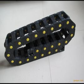 现货供应 玻璃机械塑料拖链 桥式坦克链