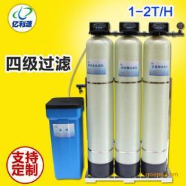 家用工业井水过滤器地下水过滤水设备除铁锰中央软化过滤净水器