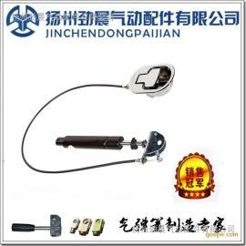气弹簧厂家供应劲晨可锁可控气弹簧靠椅调节液压杆气动支撑杆