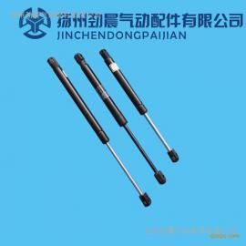 厂家直销优质工业机械氮气弹簧支撑杆汽车引擎盖专用气撑杆