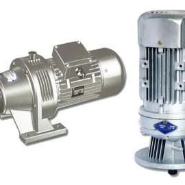 卧式型摆线针轮减速机WB-W型WB-WD型 WB120-WD-29-550w