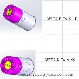 OPITZ字模/OPITZ日期章/OPITZ 钢字模 D+E/7010/15