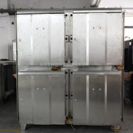 重庆低空油烟净化器 UV光电净化 等离子式油烟净化器 光解