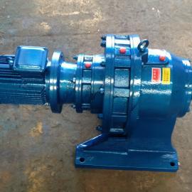 X系列单级卧式型摆线针轮减速机(XWD型、XW型)_减速器厂家