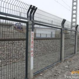 铁路桥下防护栅栏 铁路封闭栅栏