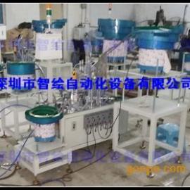 [工厂直销]V型螺母弯钩膨胀螺栓自动组装机