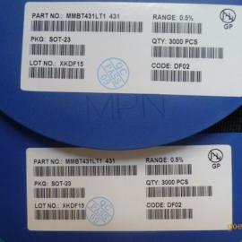 供应TL431 SOT-23三端稳压IC厂家优势现货热销