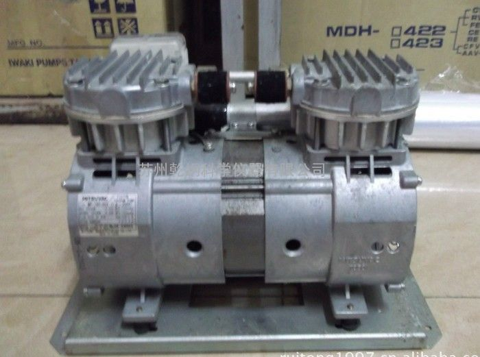 MITSUVAC三津海真空泵MSV-100-3
