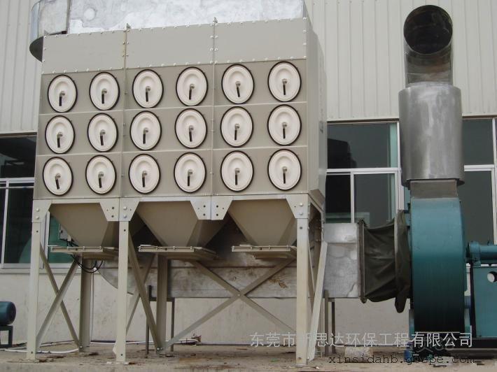 广东脉冲滤筒除尘器