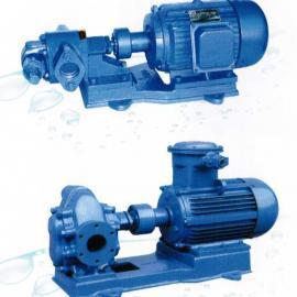 KCB、2CY型�X�式�油泵