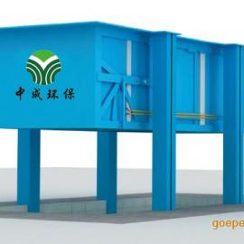 中成环保水平式垃圾中转站批发零售代理价格