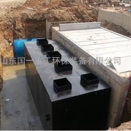 小型一体化山楂加工污水处理设备