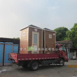 供应单间金属雕花板移动厕所、武汉可移动厕所厂家