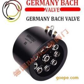 进口动态流量平衡阀|德国巴赫品牌
