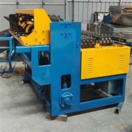 河南新款鸡笼网排焊机自动留笼门焊接