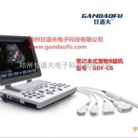 甘道夫笔记本式宠物B超机在宠物医院诊所广泛使用超声图像讲解