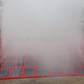 广东广州建筑工地土方车辆洗车机、洗轮机,洗车槽冲洗台。