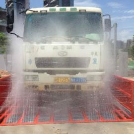 甘肃兰州工地洗车槽冲洗台自动洗车机