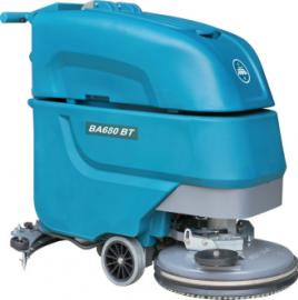 油污地面刷洗用洗地机 洁驰自走式洗地机BA690BT价格