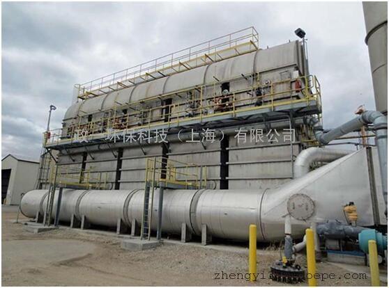 工业废气蓄热式热力焚化(RTO)