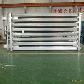 河北百亚供应大型空温式汽化器 LNG气化器
