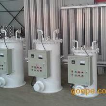 河北百亚供应电加热式汽化器 水浴式气化器 NG复热器