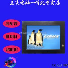 10寸双网口工业电脑/10.4寸工业平板电脑/工业平板