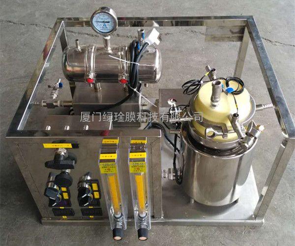 平板膜蒸馏实验设备