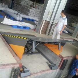 东莞10吨液压升降登车桥|10液压登车桥厂家