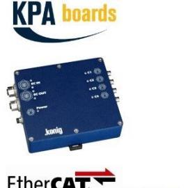 KPA EtherCAT 4 CAN网关板卡|KPA 4路CAN IP 65网关