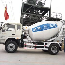 中汽王牌7m3混凝土搅拌罐车厂家直销